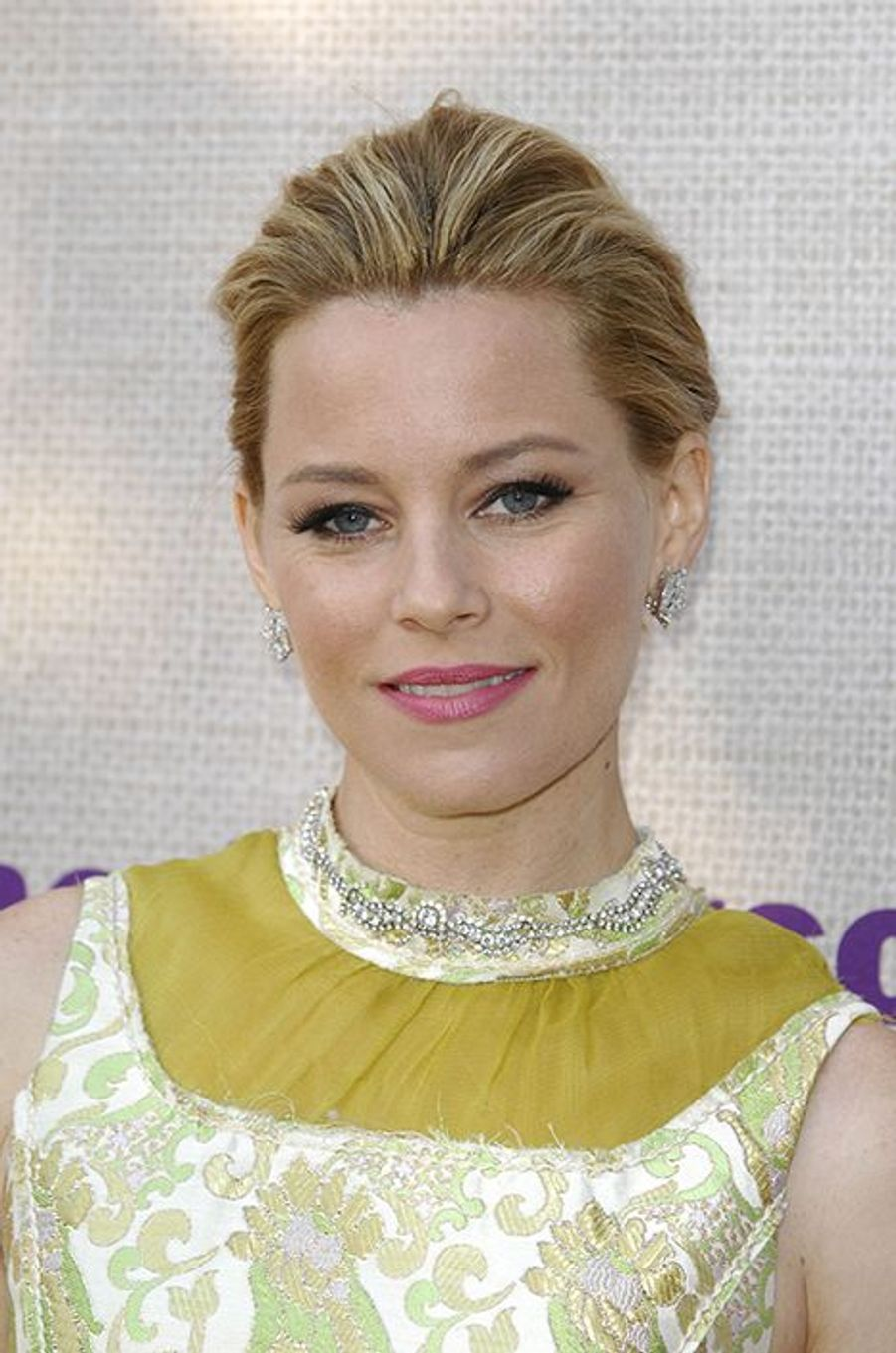 Elizabeth Banks à Los Angeles le 6 juin 2015