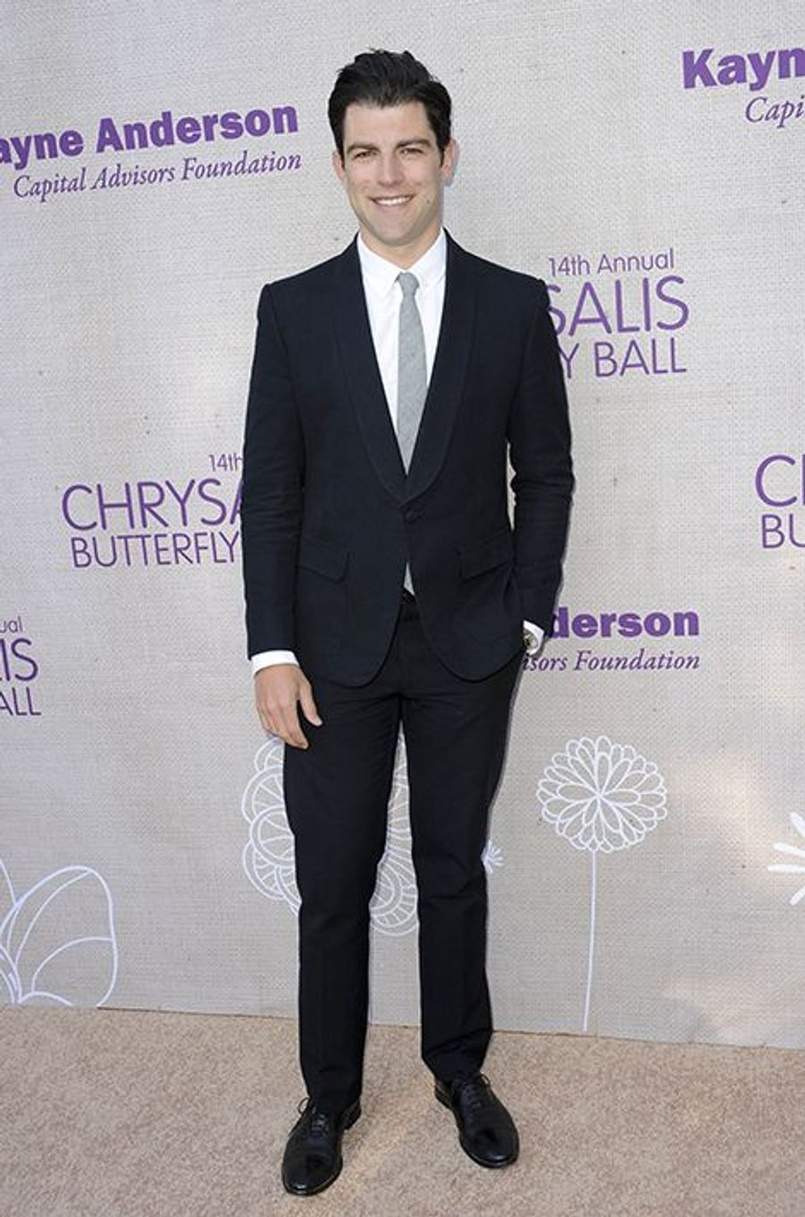 Max Greenfield à Los Angeles le 6 juin 2015