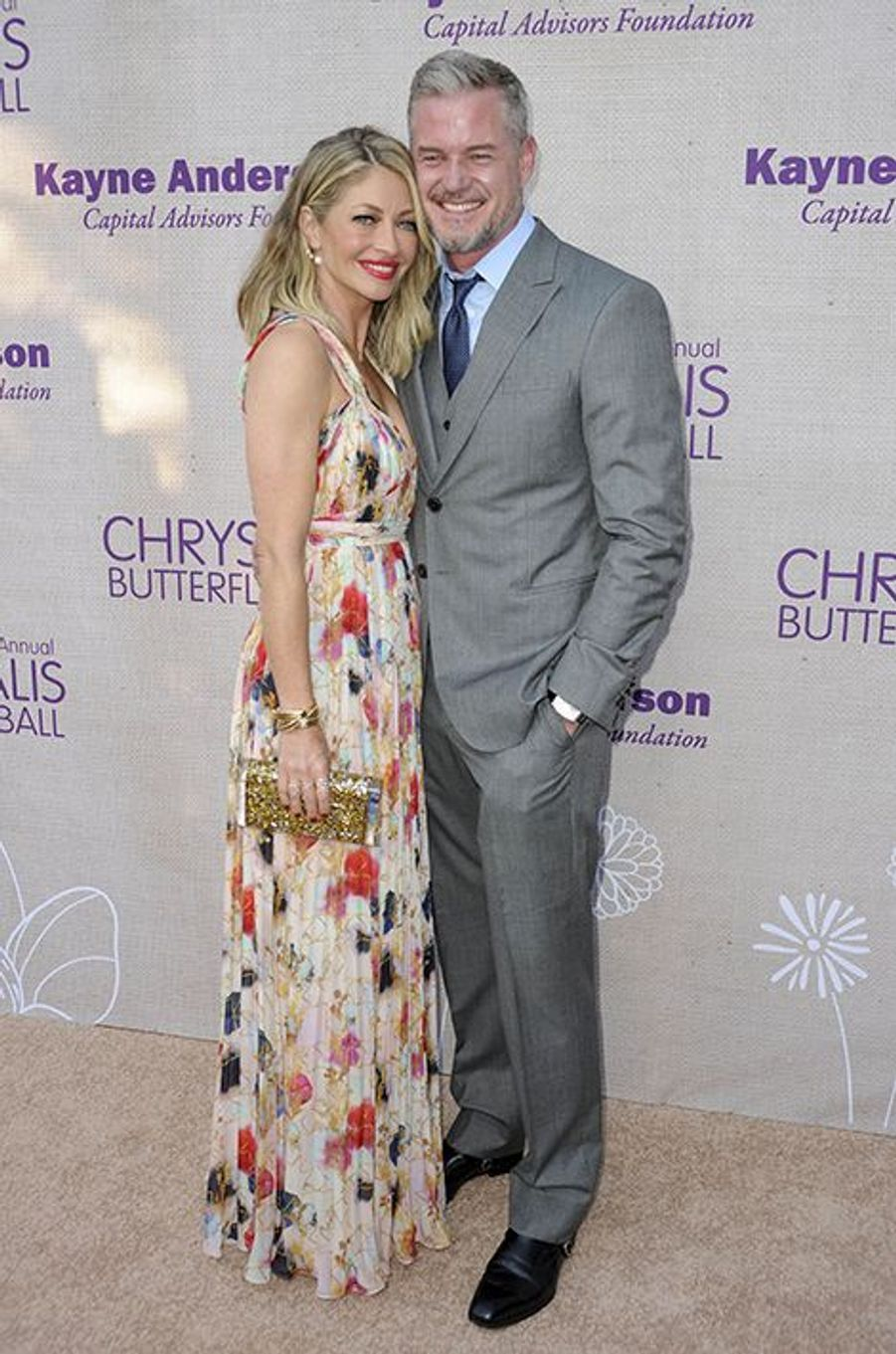 Rebecca Gayheart et Eric Dane à Los Angeles le 6 juin 2015