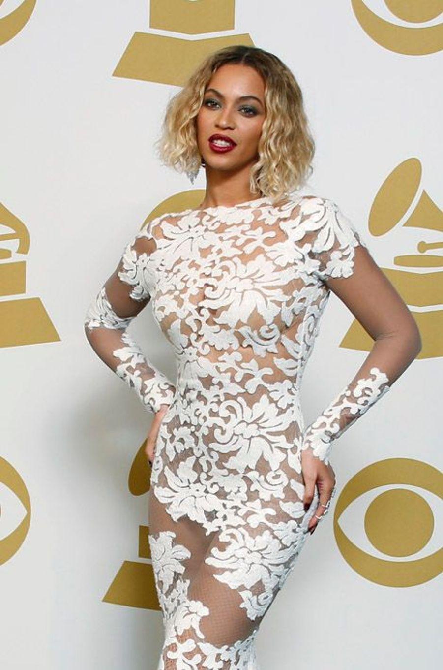 Beyoncé numéro 1