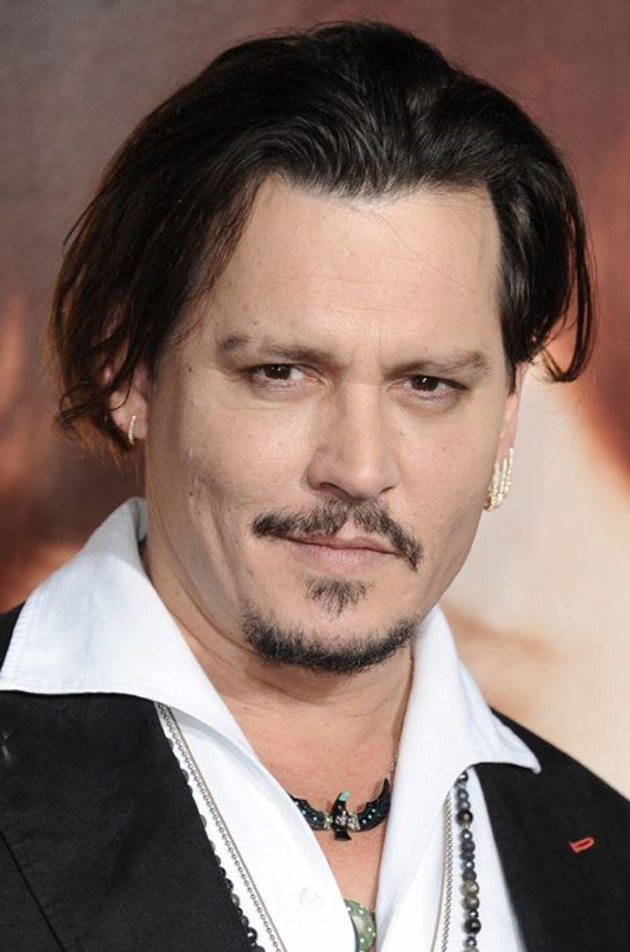 Johnny Depp - après