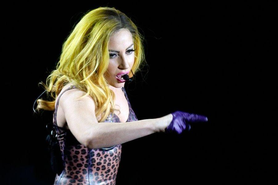 Lady Gaga - avant