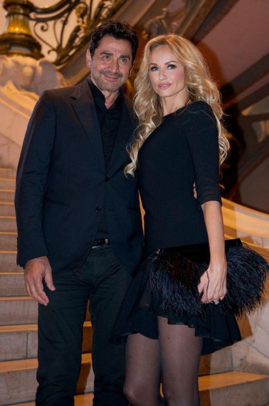 Trois ans après sa rupture avec Christian Karembeu, la bombe slovaque a épousé en secondes noces l'homme d'affaires Aram Ohanian le 14 juin à Monaco.