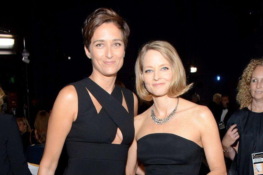La star américaine a épousé la photographe et actrice Alexandra Hedison mi-avril après une année de relation.