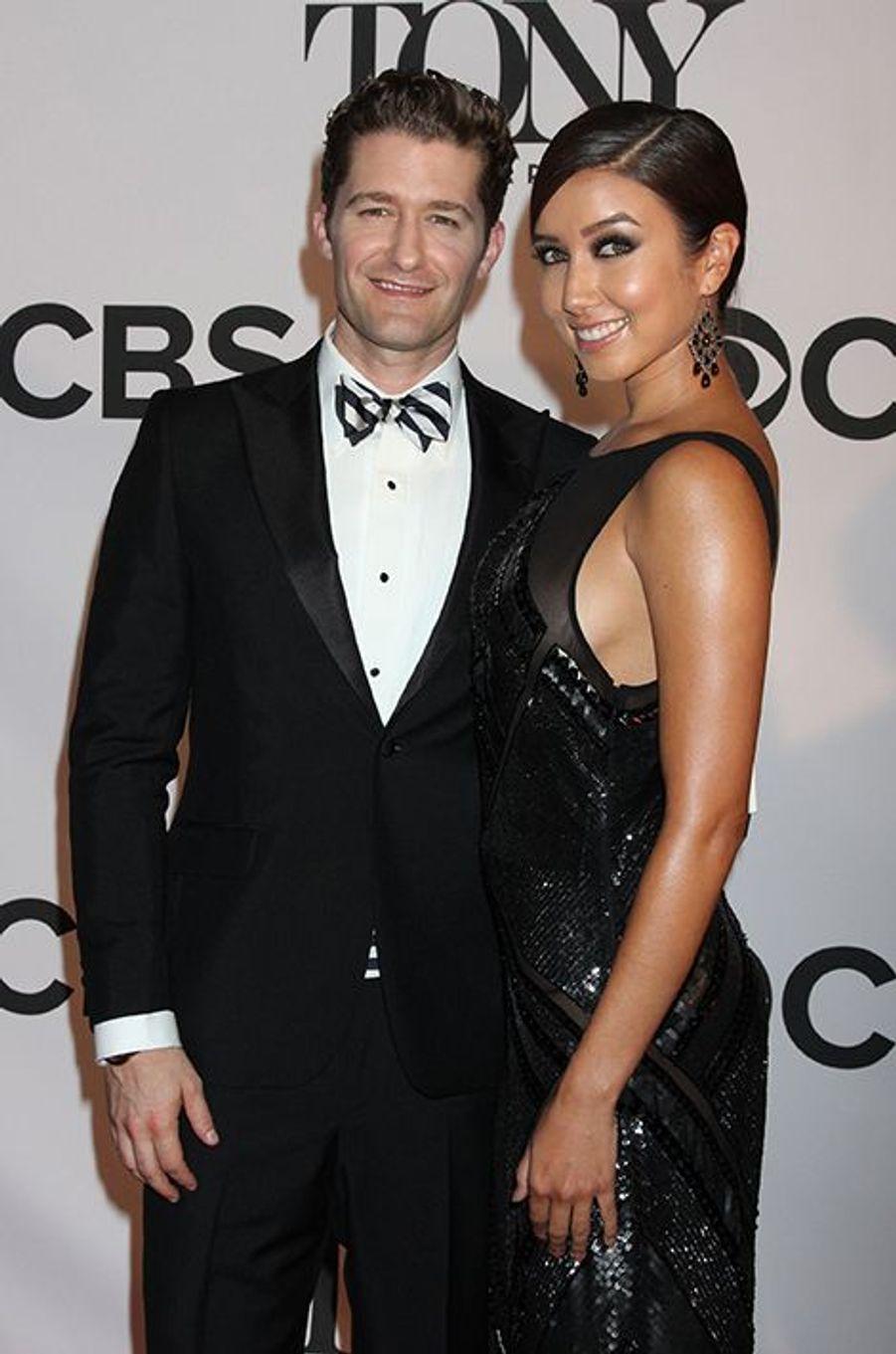 """L'acteur de """"Glee"""" et sa compagne de longue date, Renee Puente, se sont dit """"oui"""" le 18 octobre lors d'une cérémonie privée organisée sur l'île de Maui, à Hawaï."""