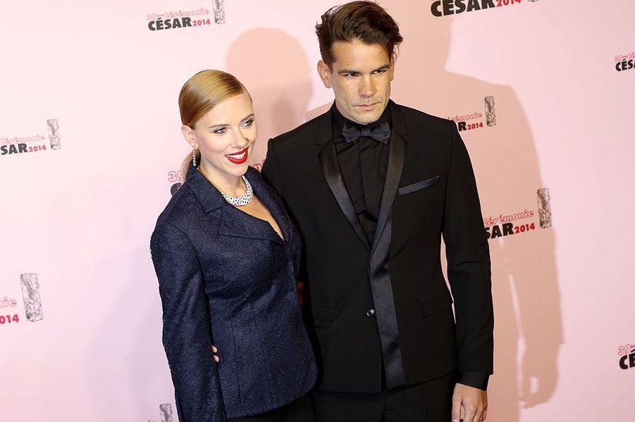 """La bombe des """"Avengers"""" a épousé le père de sa petite Rose Dorothy, Romain Dauriac, le 1er octobre dernier."""