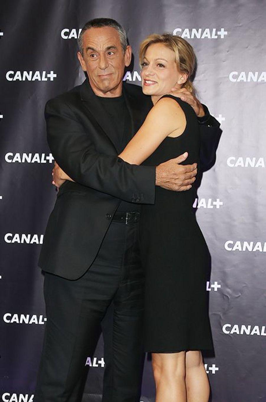 L'animateur français a épousé la journaliste Audrey Crespo-Mara le 21 juin dernier.