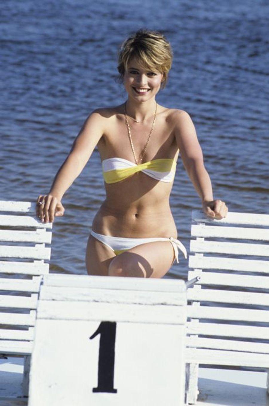 Élue Miss Bordeaux 1982, 1ere dauphine de Miss France puis désignée Miss France 1983, elle a aussi été sacrée 1ere dauphine de Miss Europe 1984.