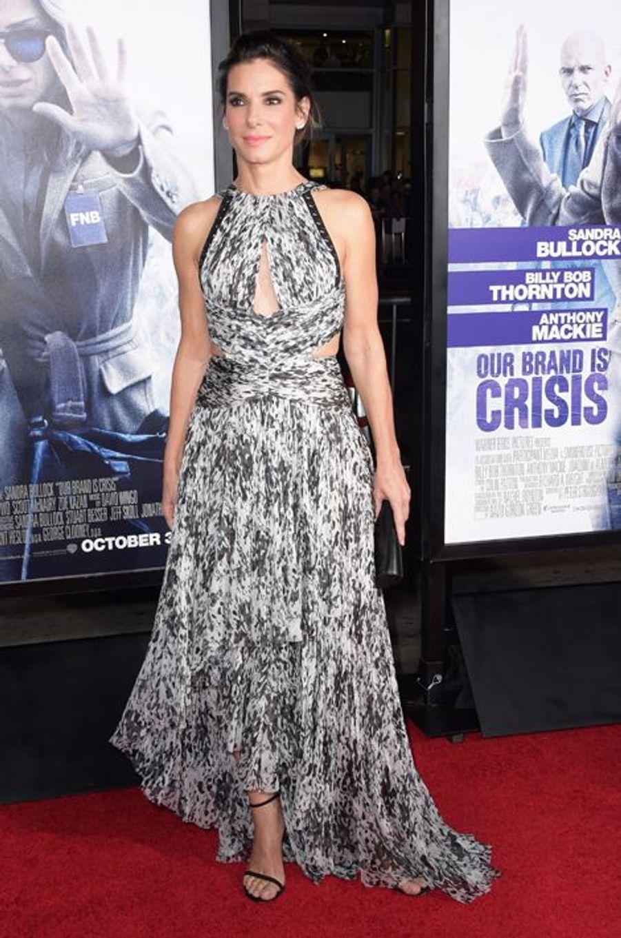 En décembre 2015, l'actriceSandra Bullock a annoncé qu'elle avait adopté une petite fille prénommée Laila. C'est la deuxième fois que l'...