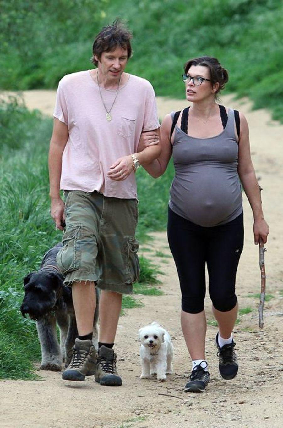 L'actrice Milla Jovovich et Paul W.S. Anderson ont accueilli une petite fille prénommée Dashiel en novembre 2015.