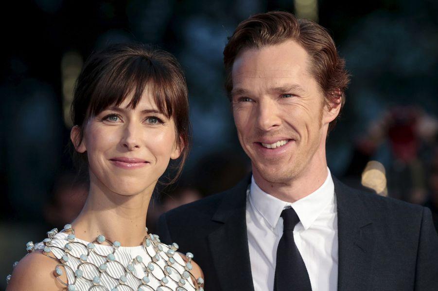 Sophie Hunter et Benedict Cumberbatch ont accueilli leur premier enfant, un petit garçon prénommé Christopher, en juin 2015.
