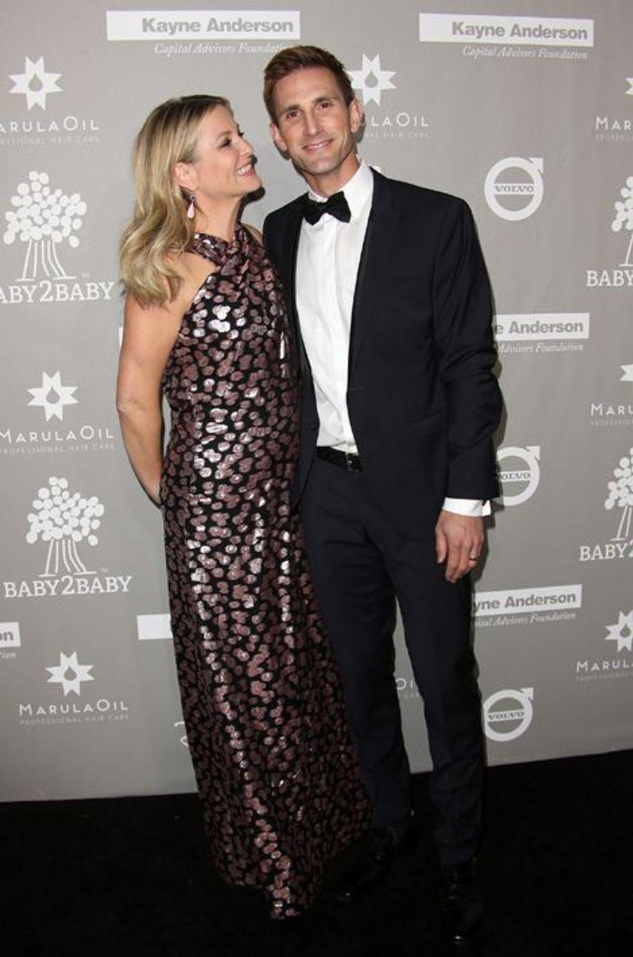 Jessica Capshaw de la série «Grey's Anatomy» et son mari Christopher Gavigan attendent leur quatrième enfant.