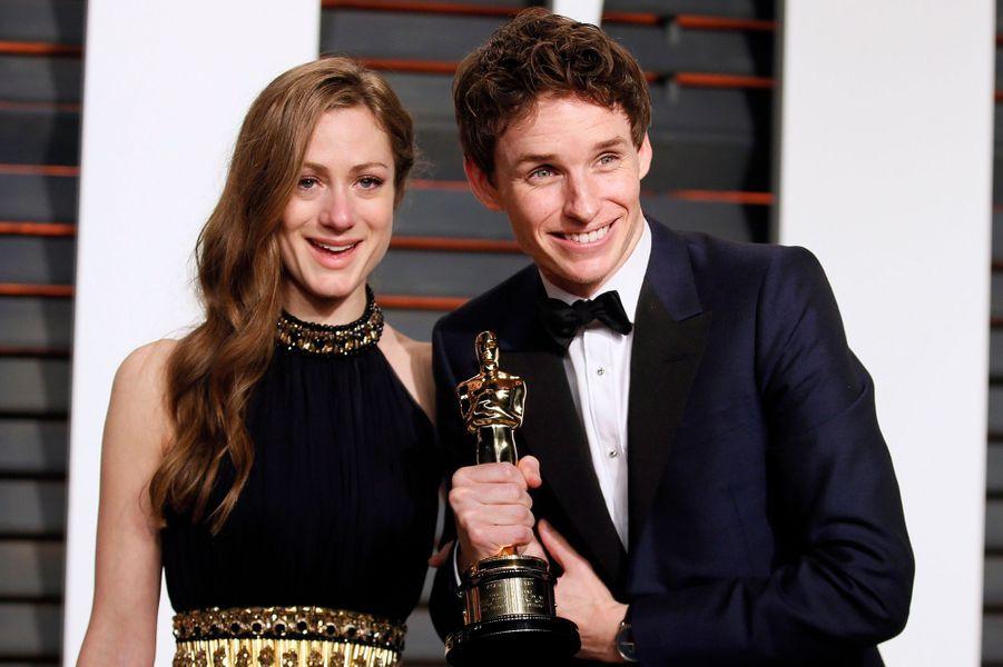 L'acteur Eddie Redmayne et sa femme, Hannah Bagshawe, attendent leur premier enfant, prévu pour le printemps.