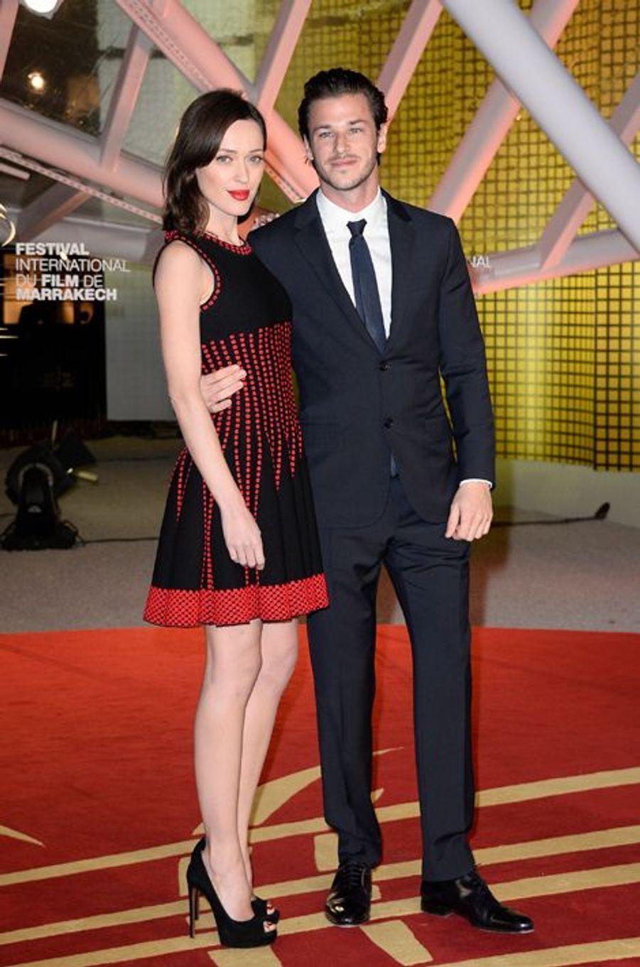 L'acteur Gaspard Ulliel et sa compagne, la chanteuse et mannequin Gaëlle Pietri, attendent leur premier enfant.