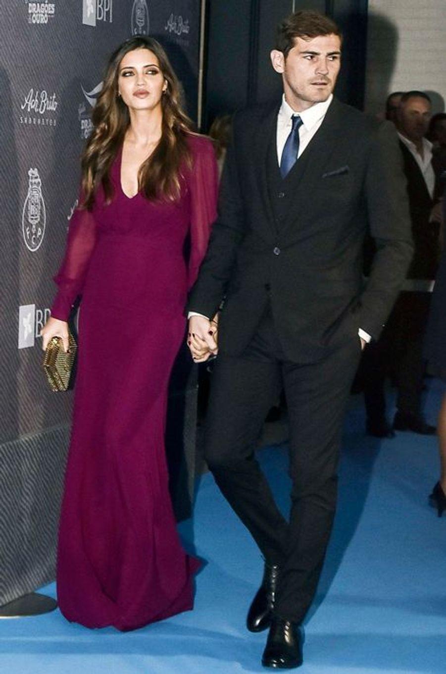 Le footballeur Iker Casillas et sa compagne, la journaliste Sara Carbonero, attendent leur deuxième enfant, prévu pour le printemps.