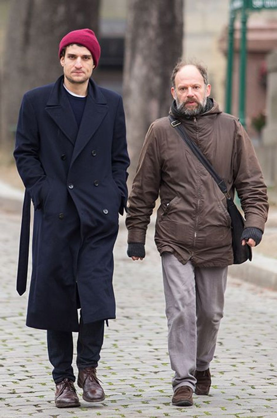 Louis Garrel et Denis Podalydès