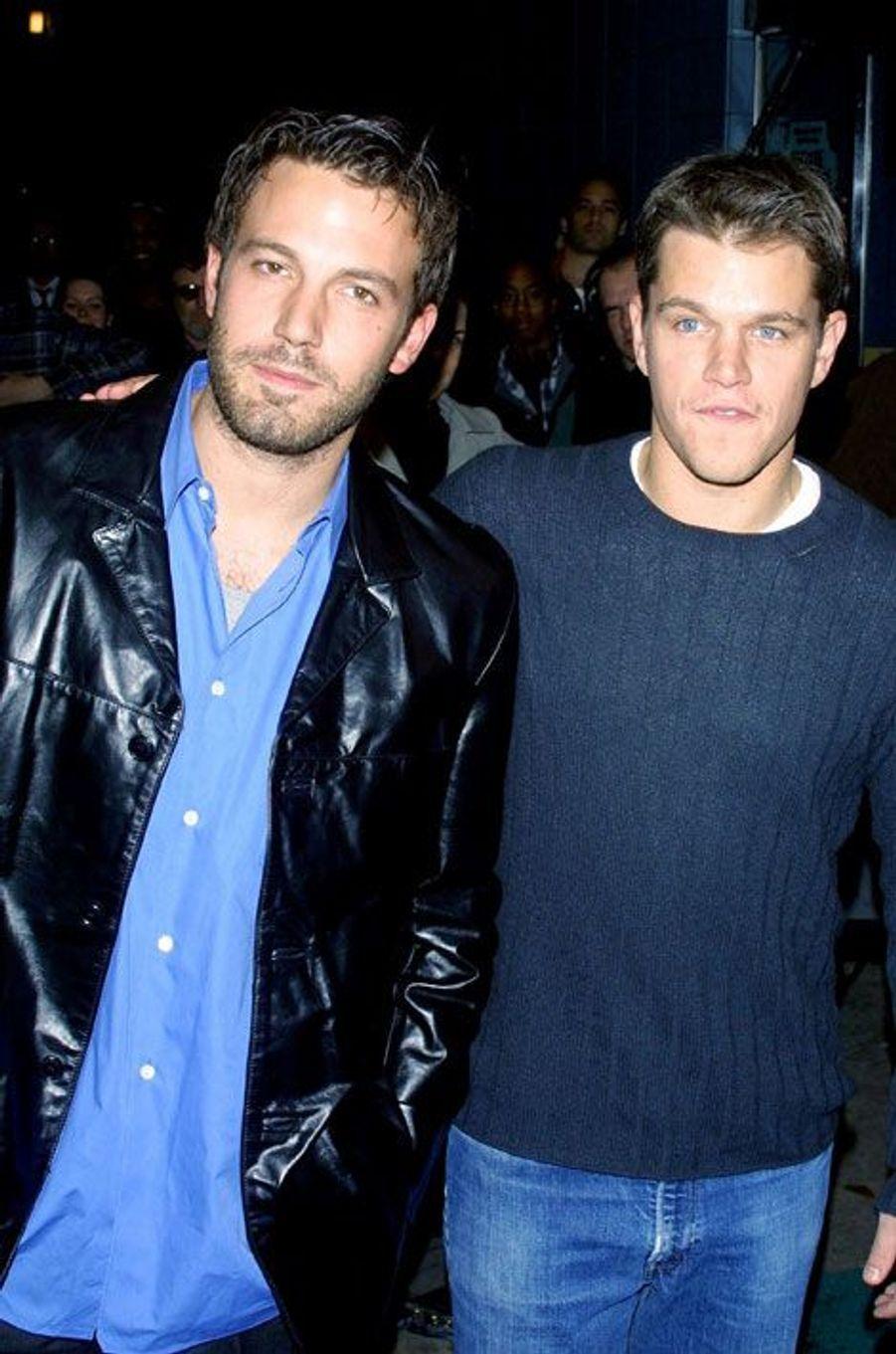 Amis d'enfance, les deux se sont installés ensemble dans les années 1990 à Los Angeles. Et c'est ensemble qu'ils ont écrit le scénario de «Will Hunting», oscarisé en 1997. Depuis, leur amitié s'est renforcée. Lorsque Ben Affleck était au plus bas – notamment à l'époque où il était avec Jennifer Lopez -, Matt Damon n'a cessé de le soutenir, lui permettant de remonter la pente.