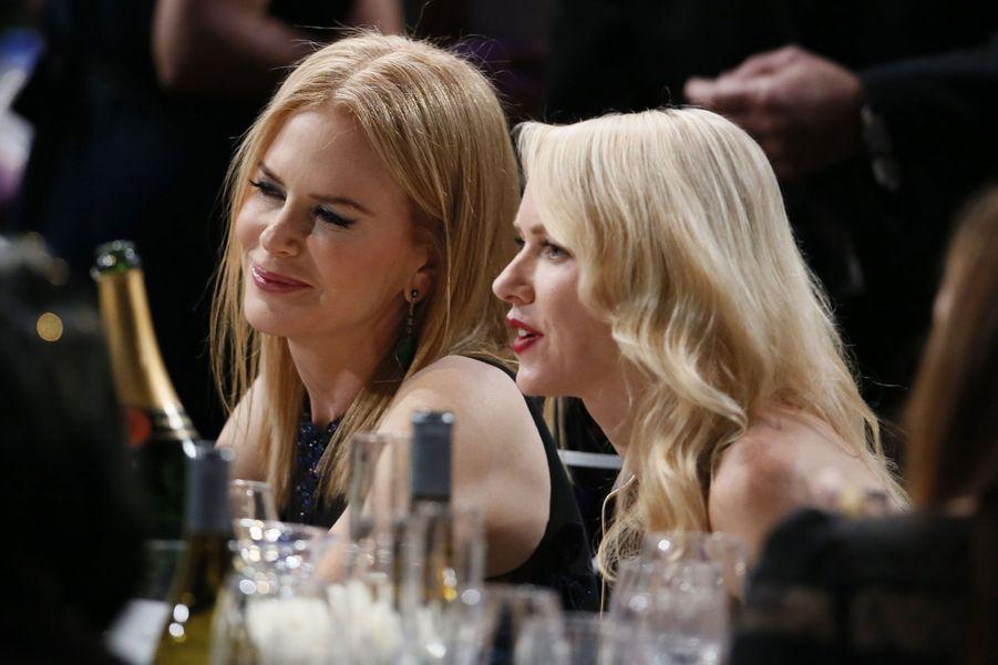 Les deux australiennes se sont rapprochées lorsqu'elles étaient encore inconnues. En même temps, elles ont essayé de percer dans le cinéma et ont vécu ensemble la montée vers la gloire. Lorsque Nicole Kidman a divorcé de Tom Cruise, elle a pu compter sur son amie, chez qui elle s'est installée un temps.