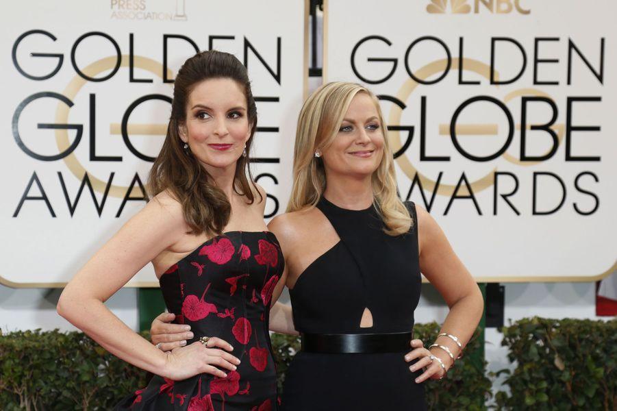 Les deux actrices sont amies depuis près de 20 ans et ça se voit. Toutes les deux choisies pour présenter les Golden Globes depuis deux ans, leur complicité et leurs bons mots font sensation à chacune de leurs apparitions.
