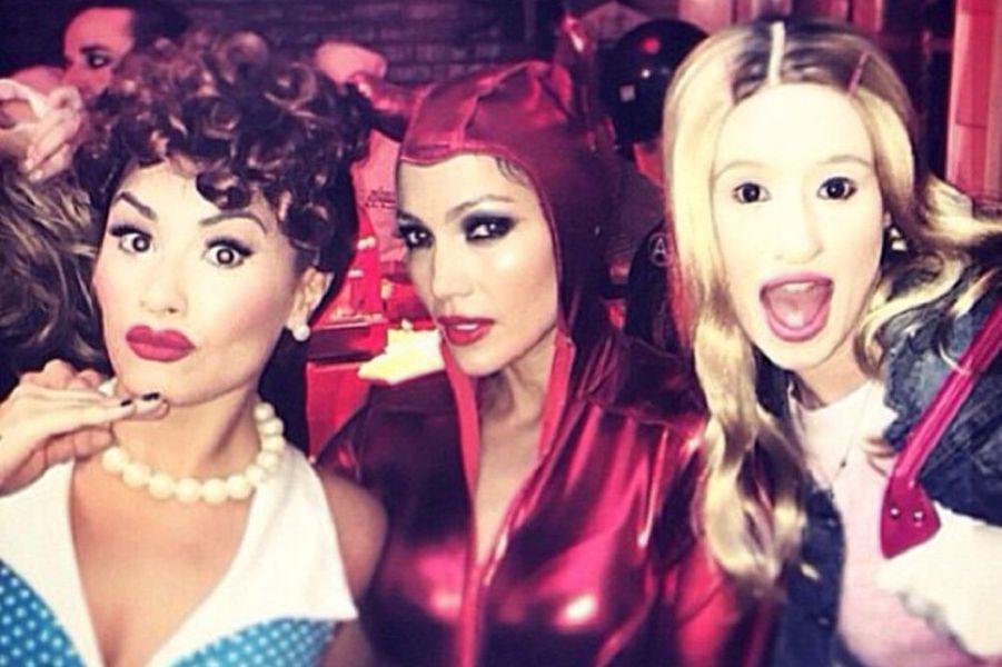 Demi Lovato, Jennifer Lopez et Iggy Azalea