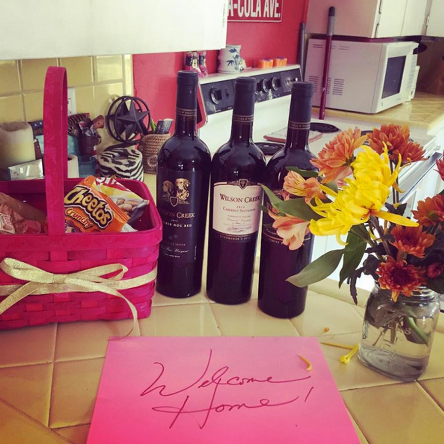Le Thanksgiving de Miranda Lambert