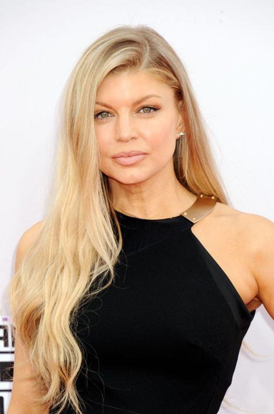 Fergie à Los Angeles le 23 novembre 2014