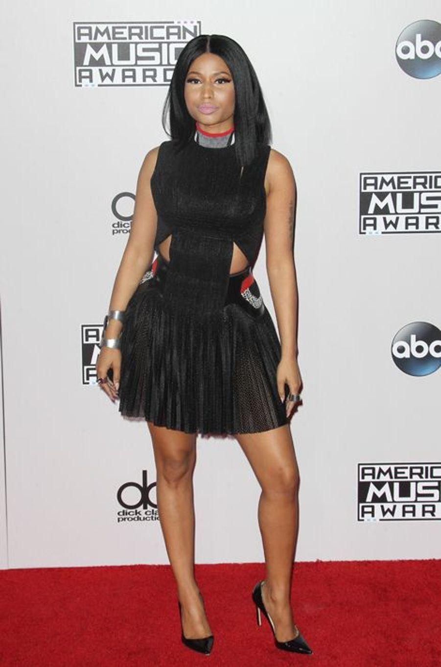 Nicki Minaj à Los Angeles le 23 novembre 2014