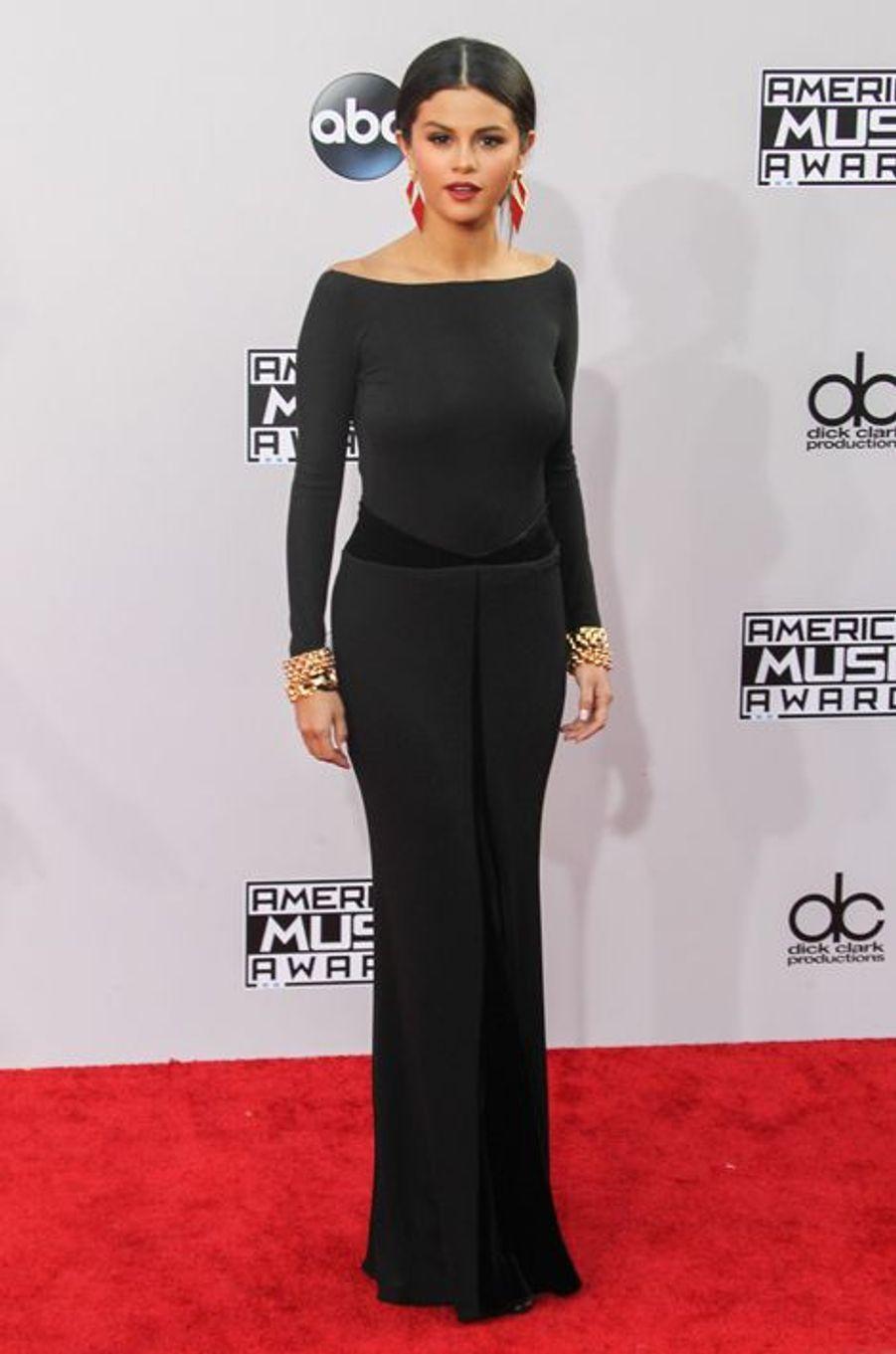 Selena Gomez à Los Angeles le 23 novembre 2014