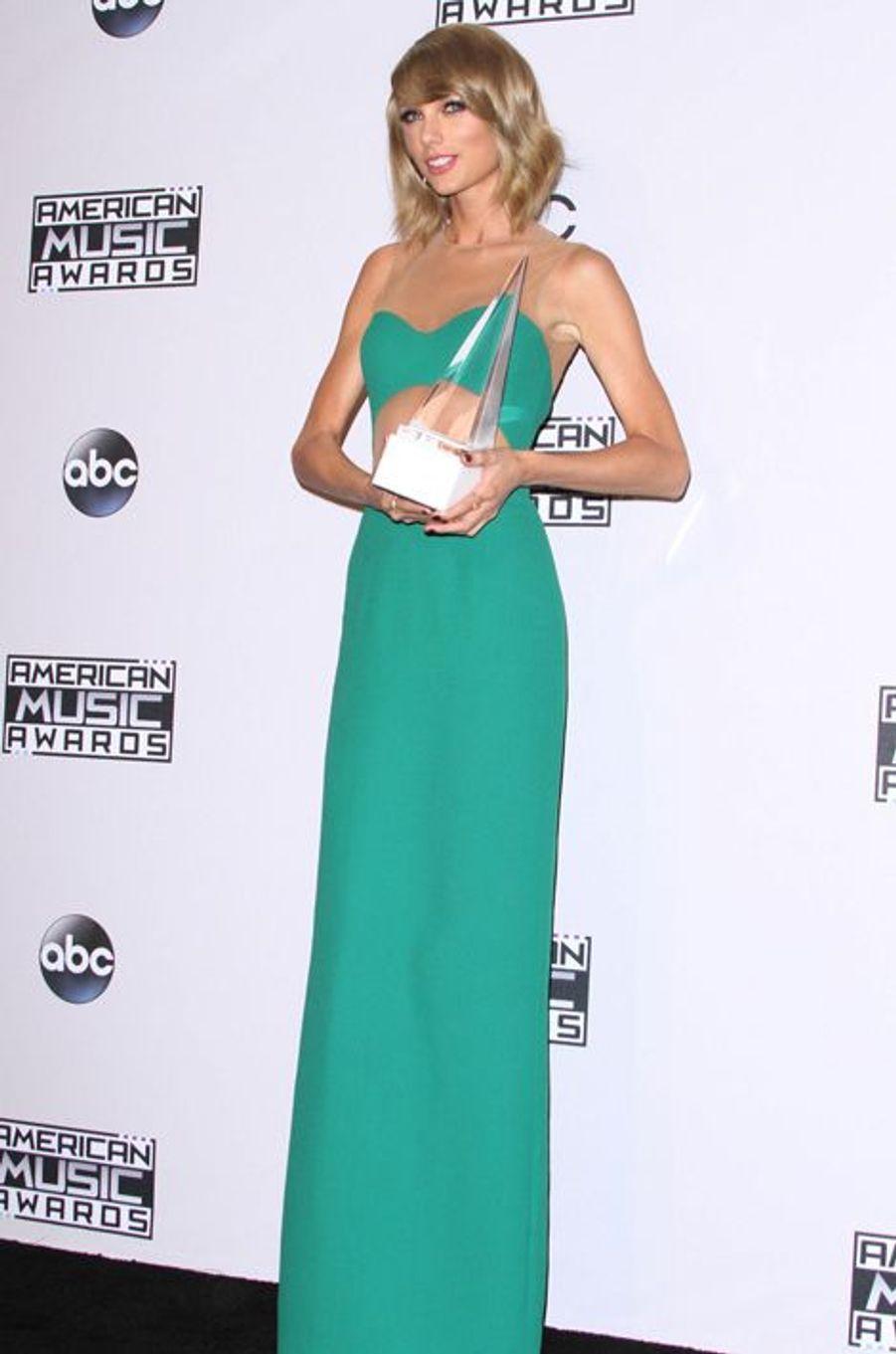 Taylor Swift à Los Angeles le 23 novembre 2014
