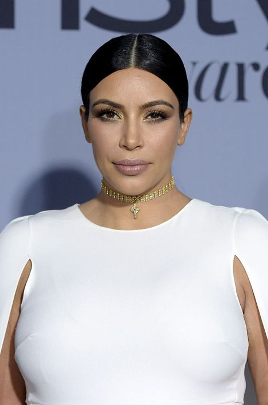 Kim Kardashian en Valentino