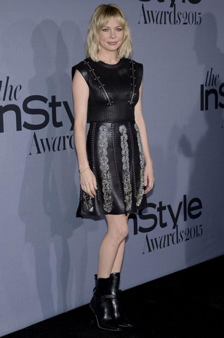 Michelle Williams en Louis Vuitton