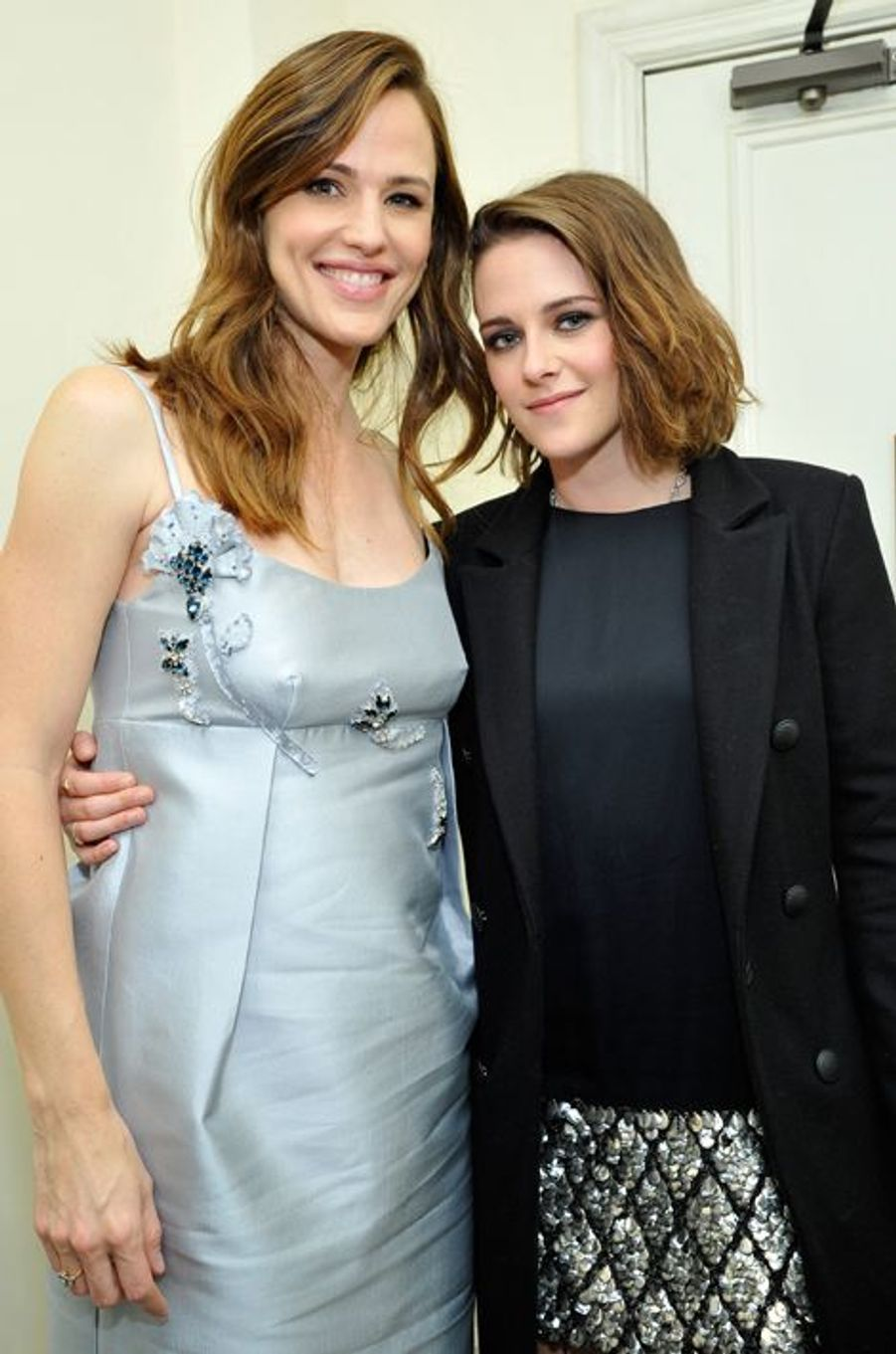 Jennifer Garner et Kristen Stewart
