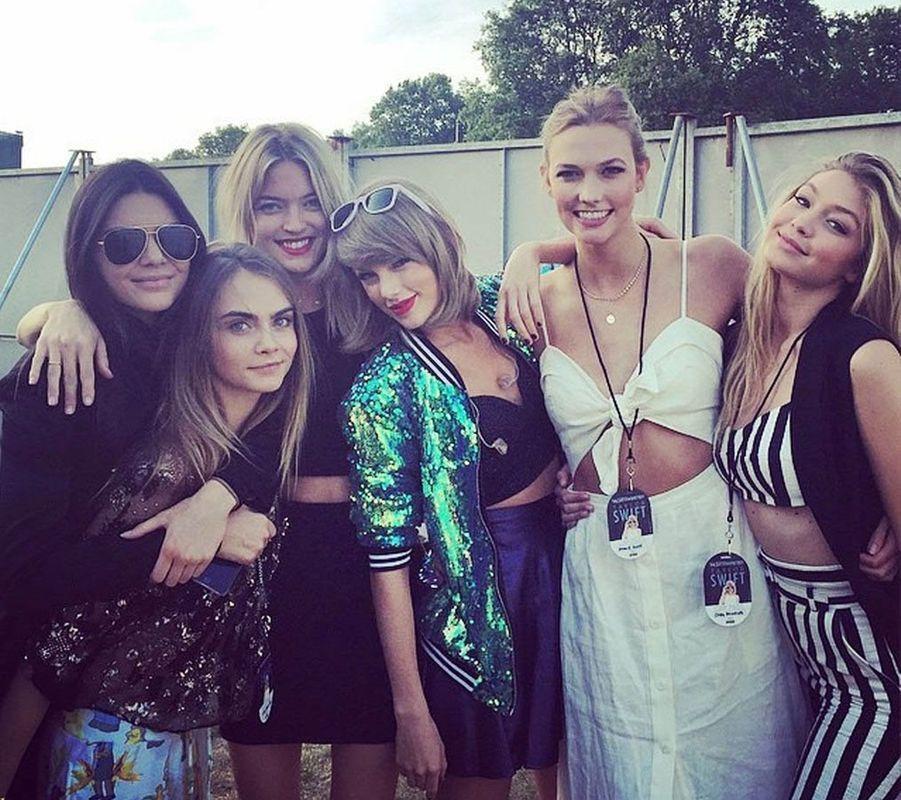 Taylor Swift et ses copines