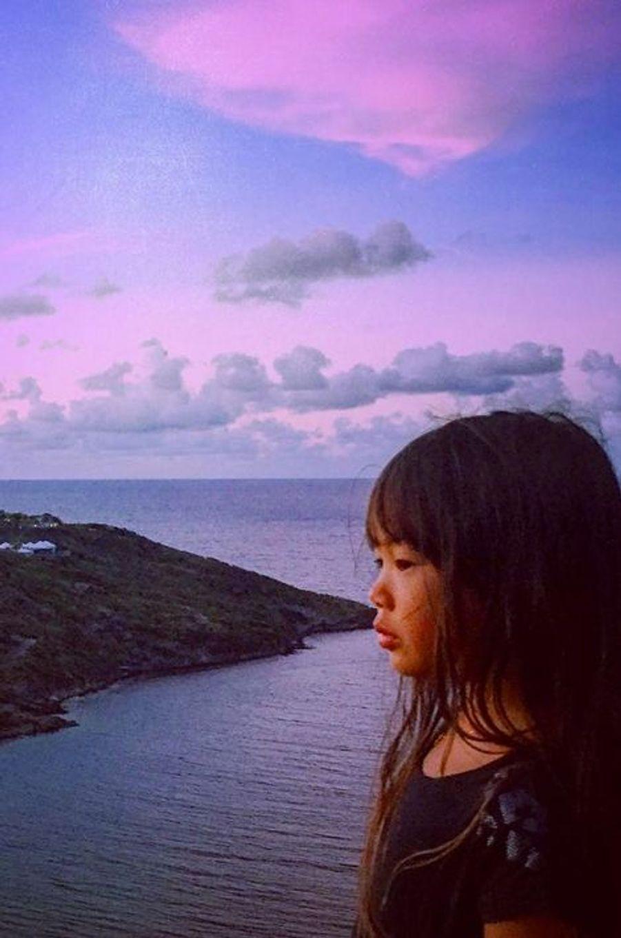 """Les vacances """"sans fin"""" de Laeticia Hallyday"""