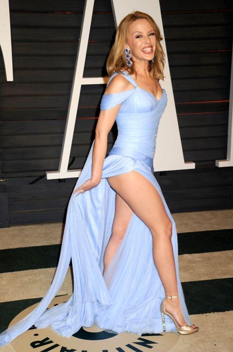 Kylie Minogue et son derrière estimé à 5 millions de dollars