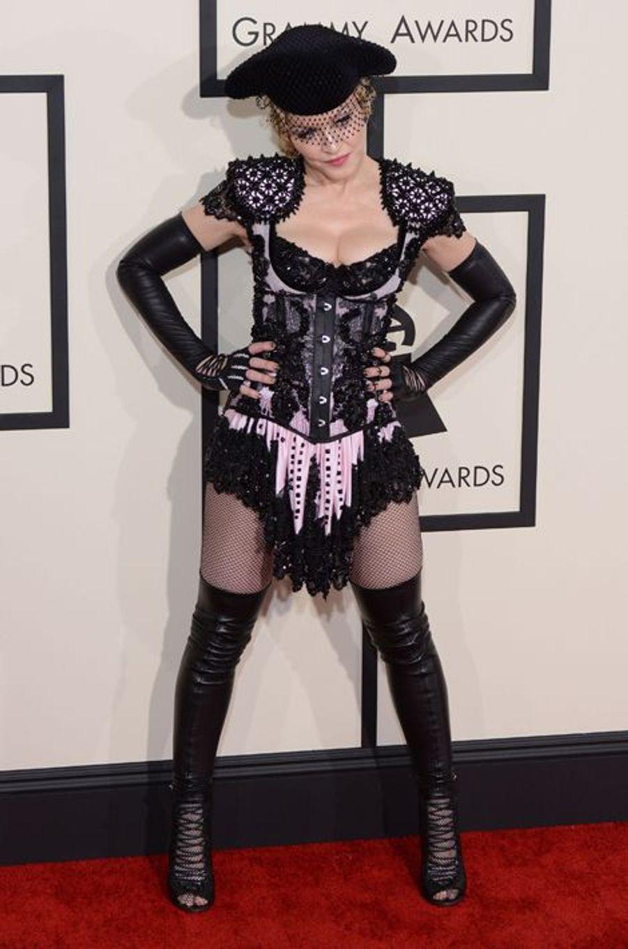 Madonna et sa poitrine aux 2 millions de dollars