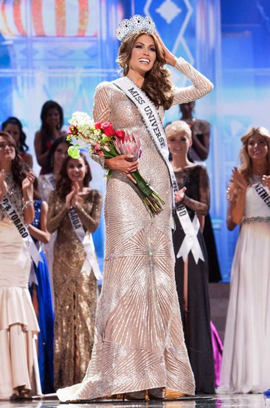 Maria Gabriela Isler, Miss Venezuela élue Miss Univers 2013