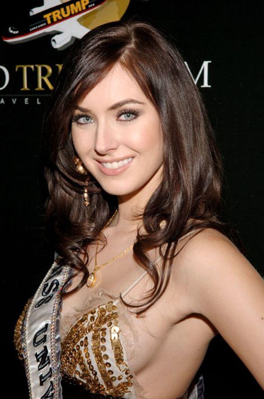 Natalie Glebova, Miss Canada élue Miss Univers 2005