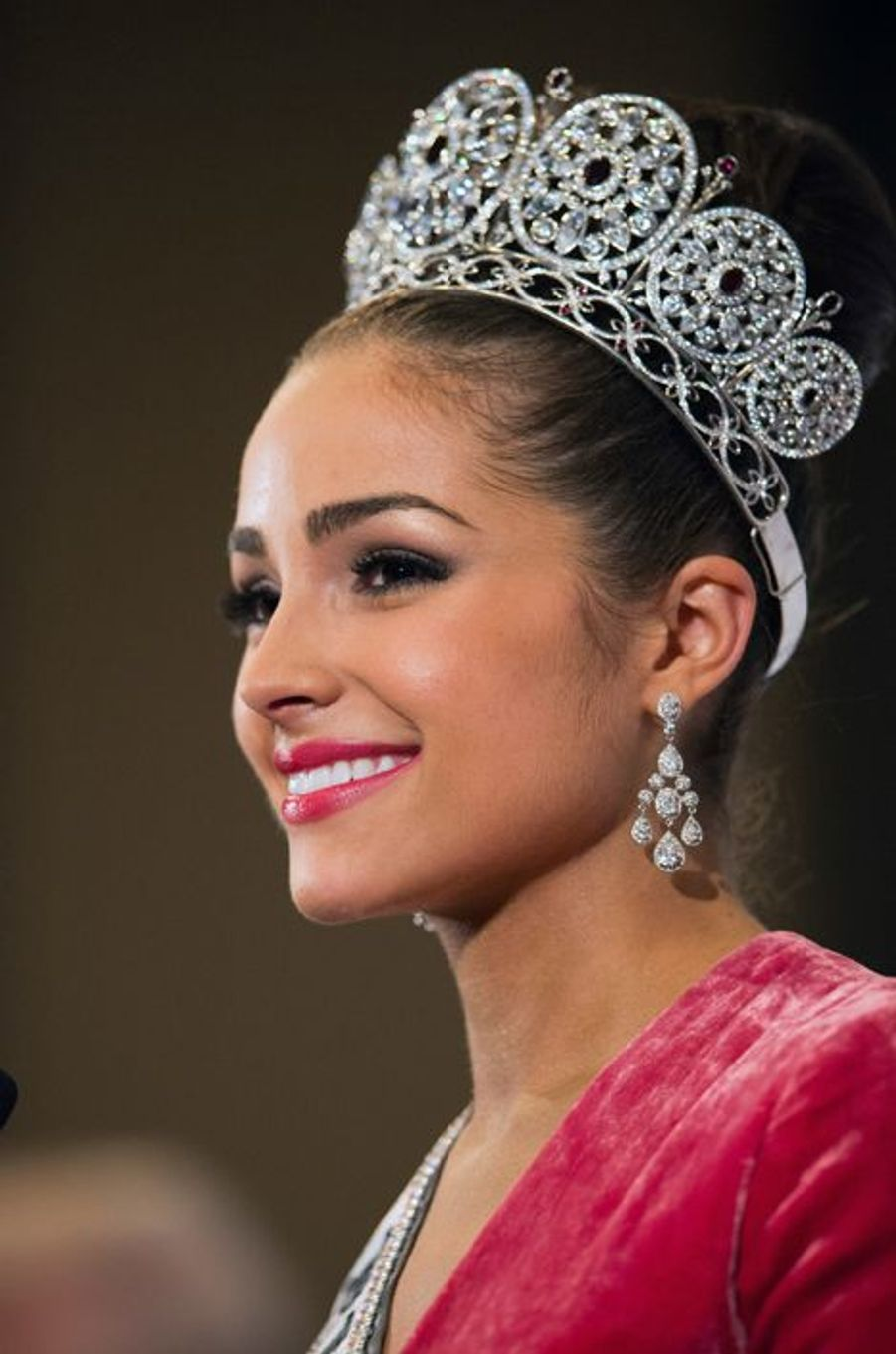 Olivia Culpo, Miss USA élue Miss Univers 2012