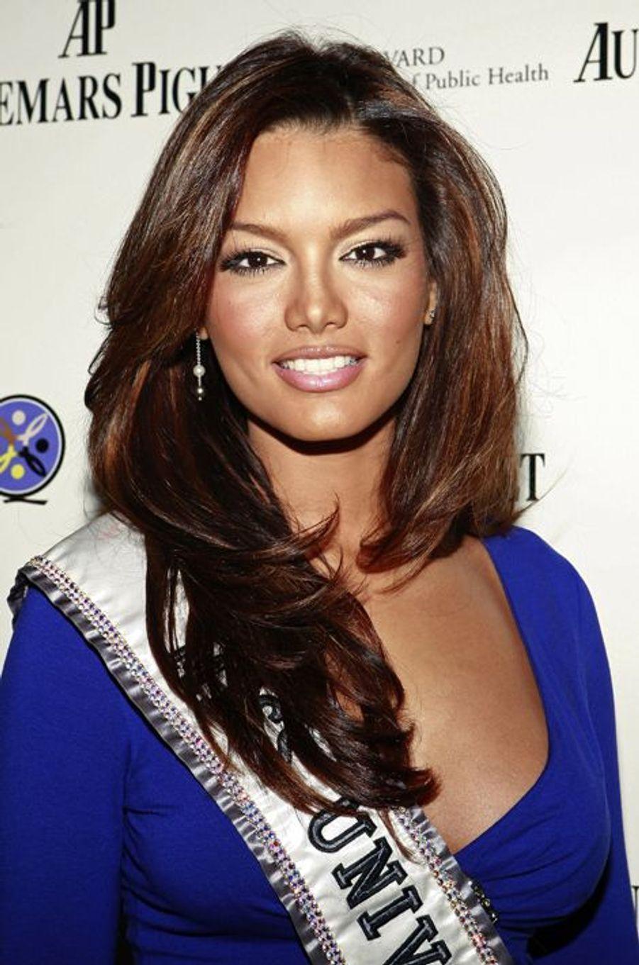 Zuleyka Rivera, Miss Porto Rico élue Miss Univers 2006