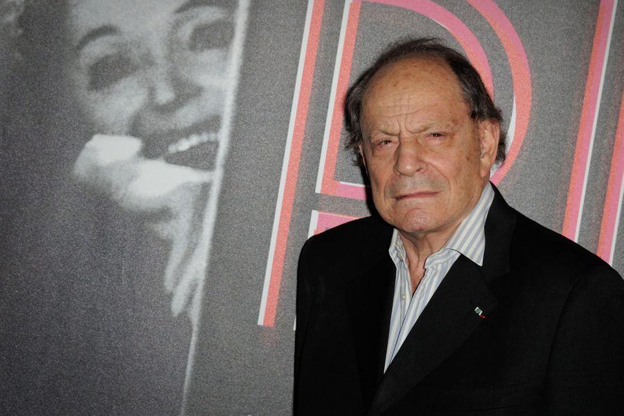 Charles Dumont à Paris le 14 avril 2015