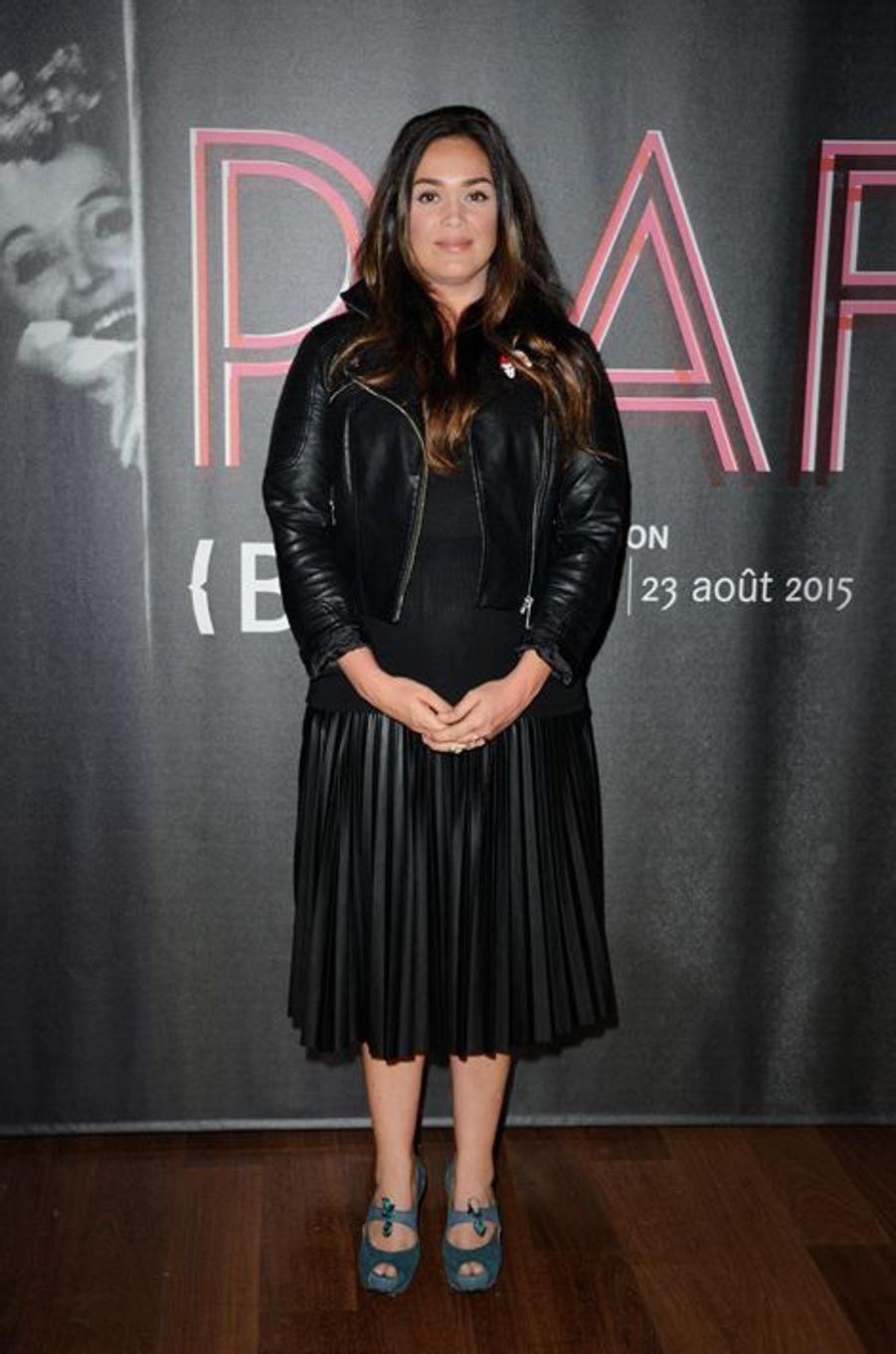 Lola Dewaere à Paris le 14 avril 2015