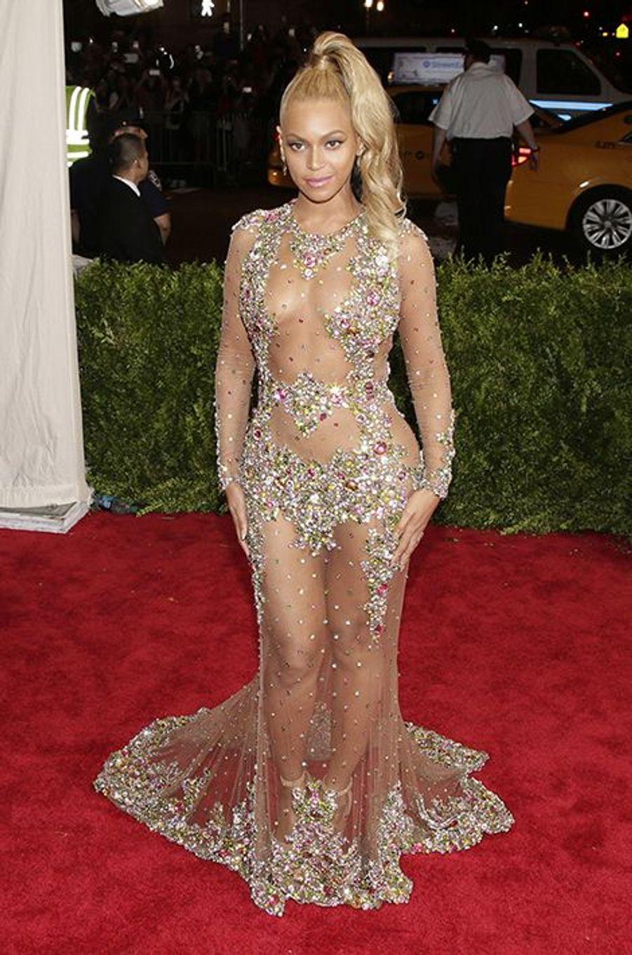 Beyoncé en Givenchy Couture