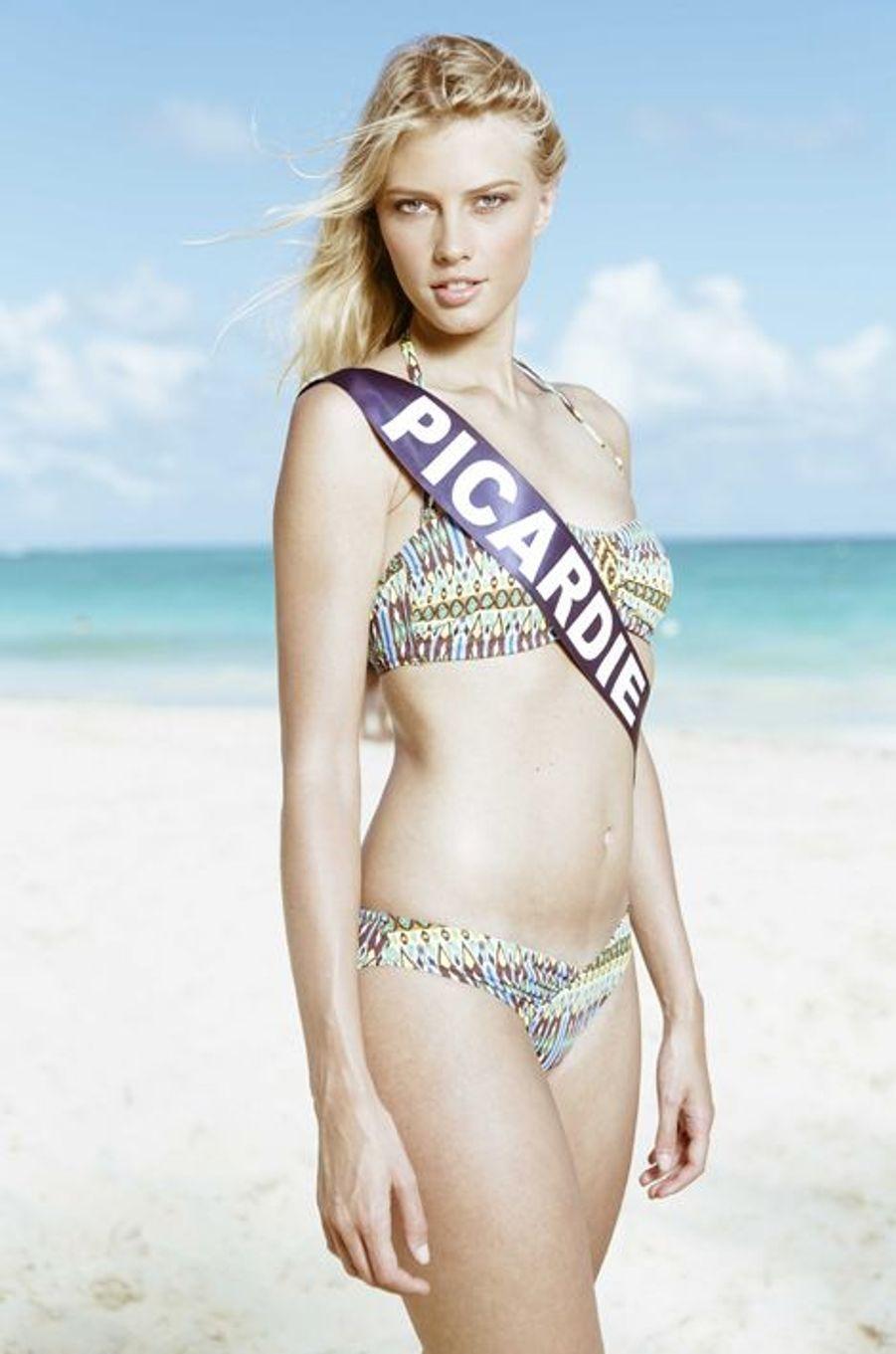 Adeline Legris-Croisel,, 1m76, 21 ans