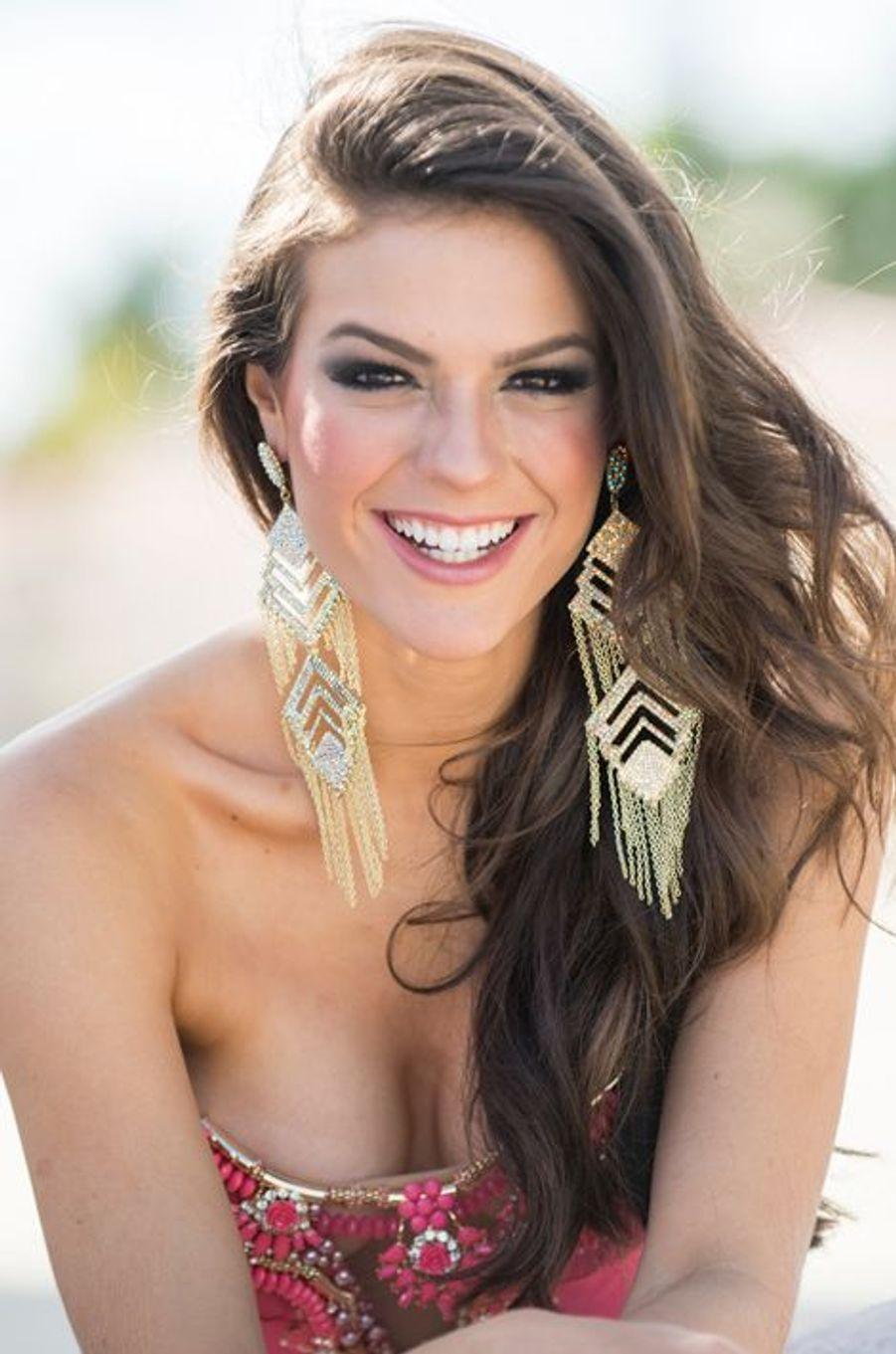 Miss Brésil 2014 - Melissa Gurgel