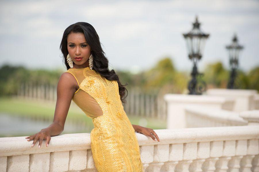 Miss Haïti 2014 - Christie Desir