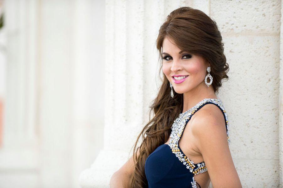 Miss Pérou 2014 - Jimena Espinosa