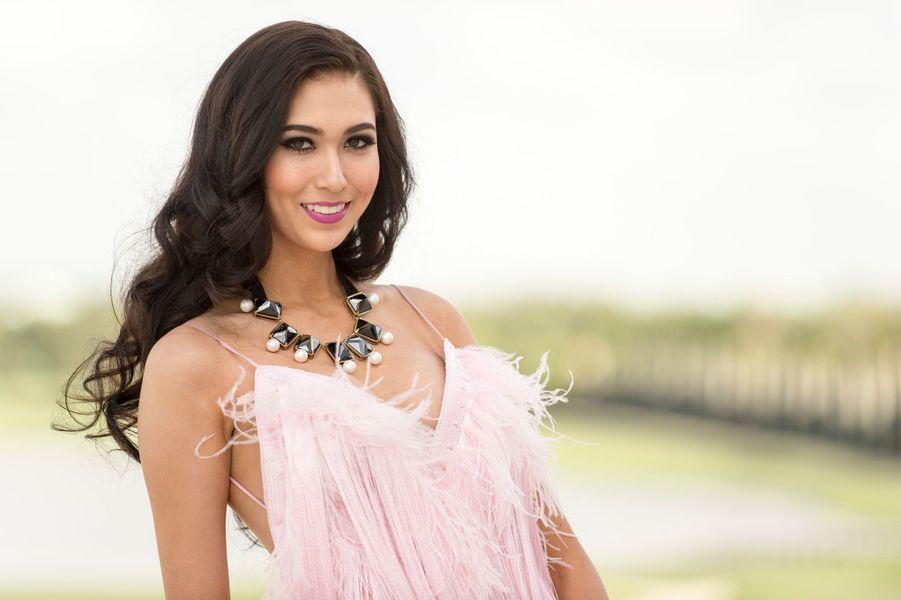 Miss Thaïlande 2014 - Pimbongkod Chankaew