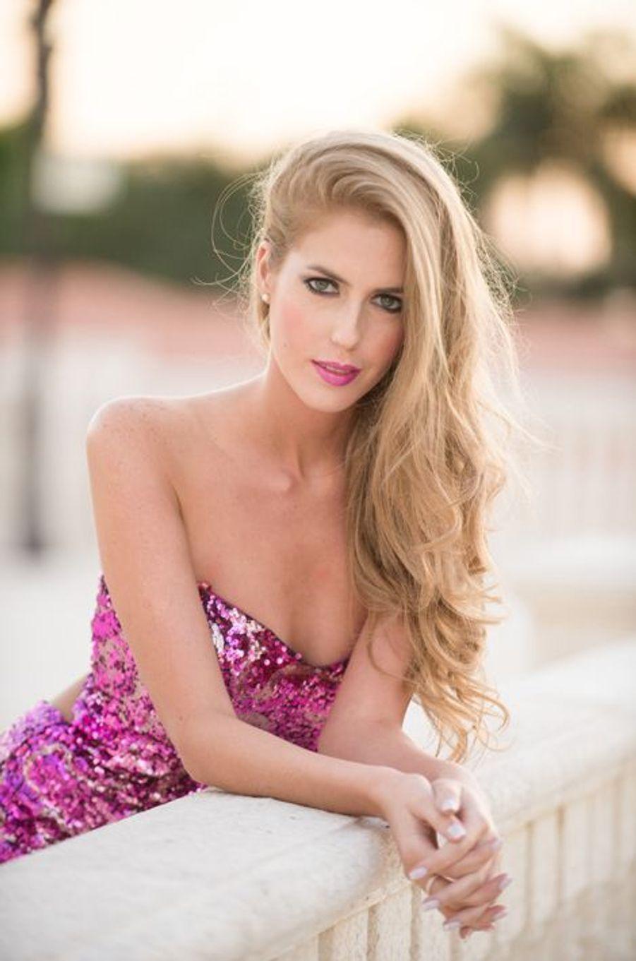 Miss Uruguay 2014 - Johana Riva Garabetian