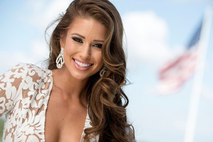 Miss USA 2014 - Nia Sanchez